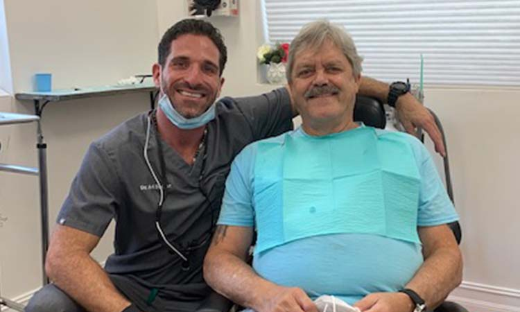 dr ari renumi mobile dentist pop up clinic south florida